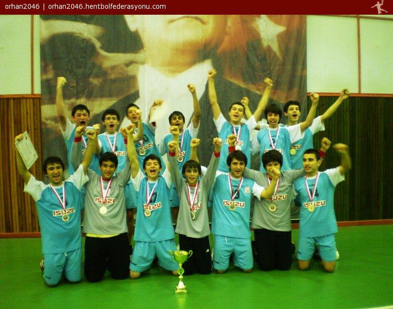 İl Karmaları 2011 Türkiye Birincisi İstanbul,Küçük Erkekler