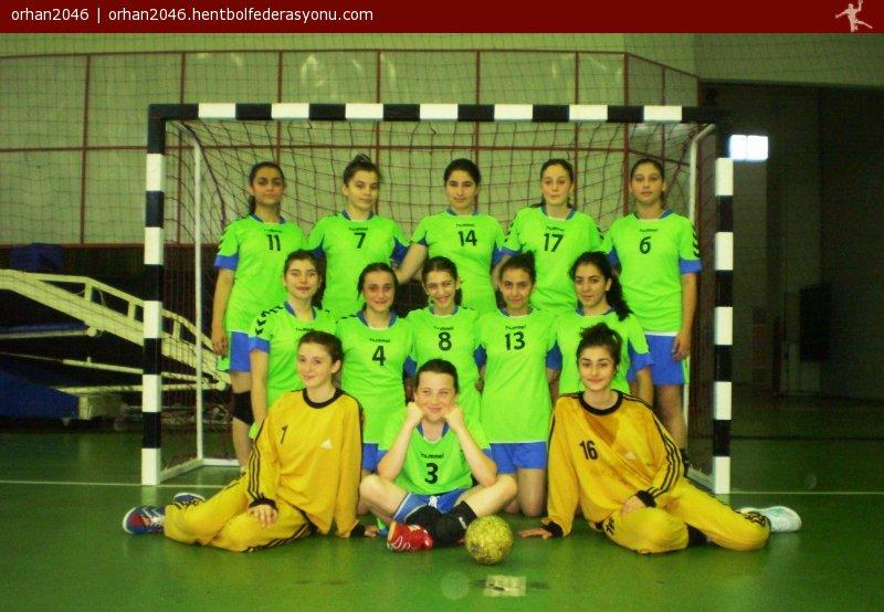 İl Karmaları 2011 Türkiye Birincisi İstanbul Bayanlar,Küçük Bayanlar