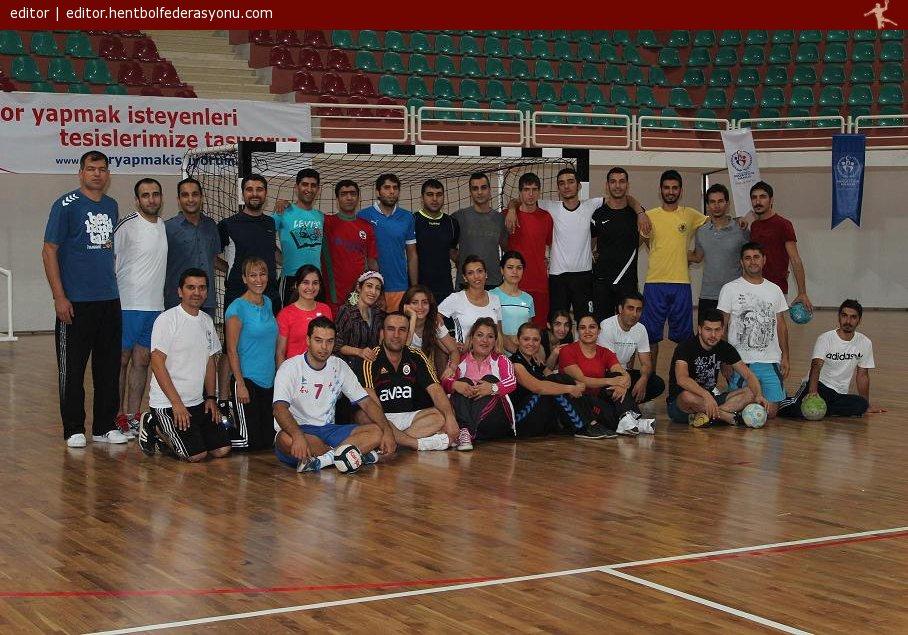 1..Kademe Diyarbakir,hentbol,kurs
