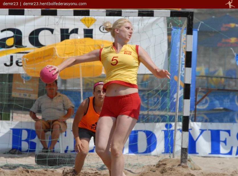 Plaj Hentbol Şampiyonası,plaj hentbolu,plaj handball