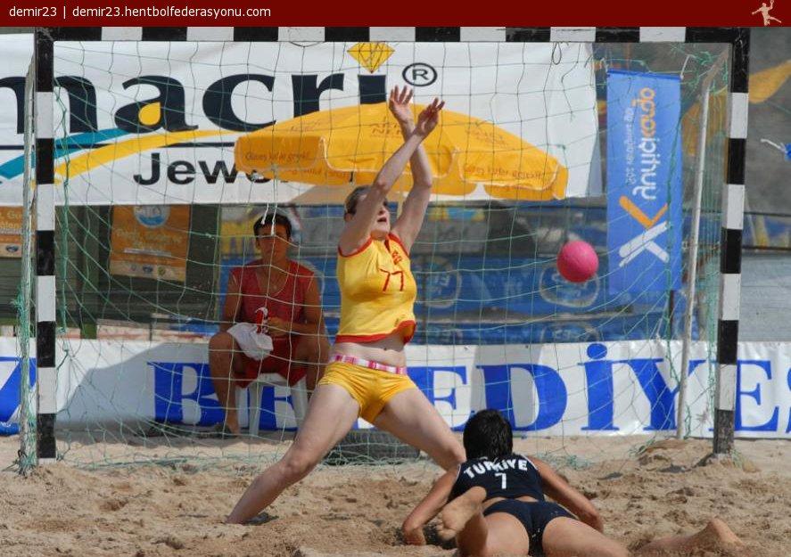 Plaj Hentbol,plaj hentbolu,plaj handball