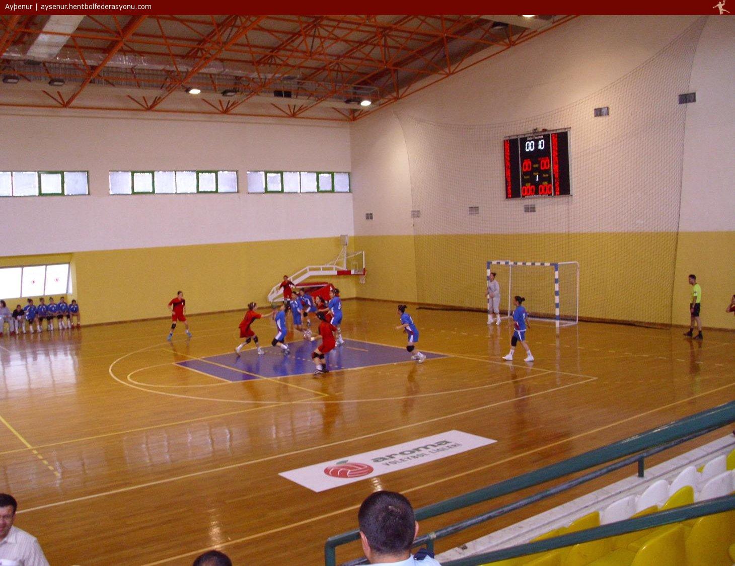 Ankara Gazi-Antalya Muratpaşa,ankara,muratpaşa hentbol