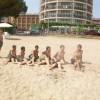 Geleceğin Yıldızları Plaj Şov :)