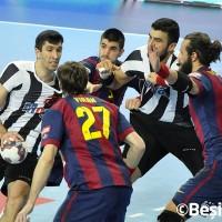 Be�ikta� Mogaz: 25 - Barcelona: 29