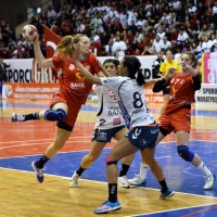 Muratpa�a Belediyespor: 25 - Team Tvis Holstebro: 38