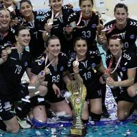 Kadınlar Türkiye Kupası Polatlı Belediyespor´un
